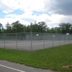 Sands Twp., MI Tennis & Basketball courts