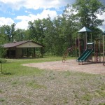 Sands Twp., MI Pavilion & Playground